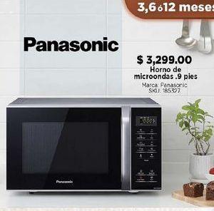 Oferta de Horno de microondas Panasonic por $3299