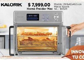 Oferta de Horno freidor Max por $7999