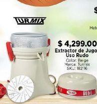 Oferta de Extractor Turmix por $4299