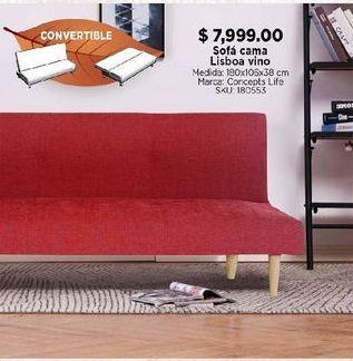 Oferta de Sofá cama por $7999
