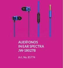 Oferta de Audífonos por