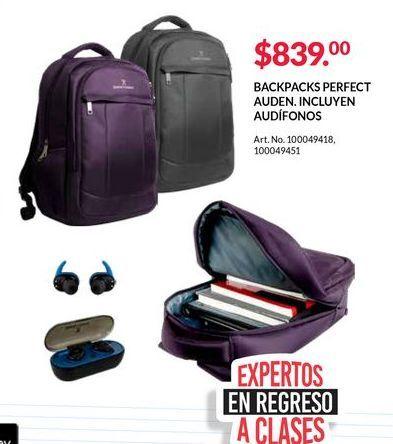 Oferta de Mochilas por $839