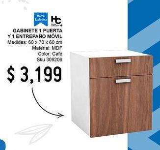 Oferta de Muebles de cocina por $3199