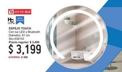 Oferta de Espejo de baño por $3199