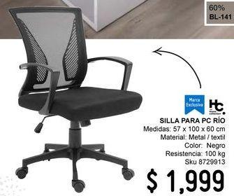 Oferta de Silla de estudio por $1999