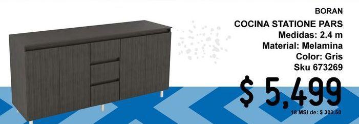 Oferta de Muebles de cocina por $5499