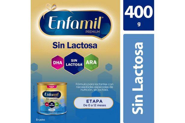 Oferta de Enfamil Premium Sin Lactosa, 400 g por $380