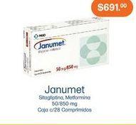 Oferta de Janumet por $691