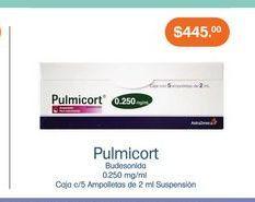 Oferta de Pulmicort por $445