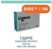 Oferta de Medicamentos ligeris por $405