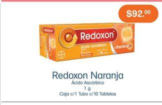 Oferta de Vitaminas Redoxon por $92