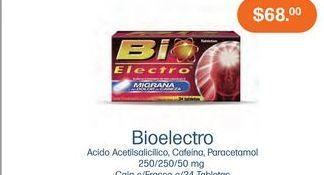 Oferta de Medicamentos Bioelectro por $68