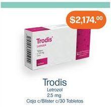 Oferta de Medicamentos Trodis por $2174