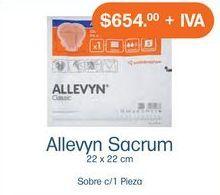 Oferta de Allevyn Sacrum por $654