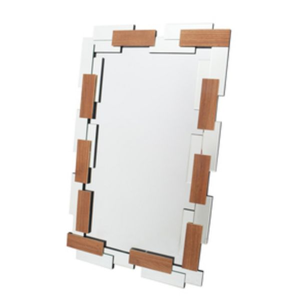 Oferta de Espejo decorativo 115x70cm por $5319.3