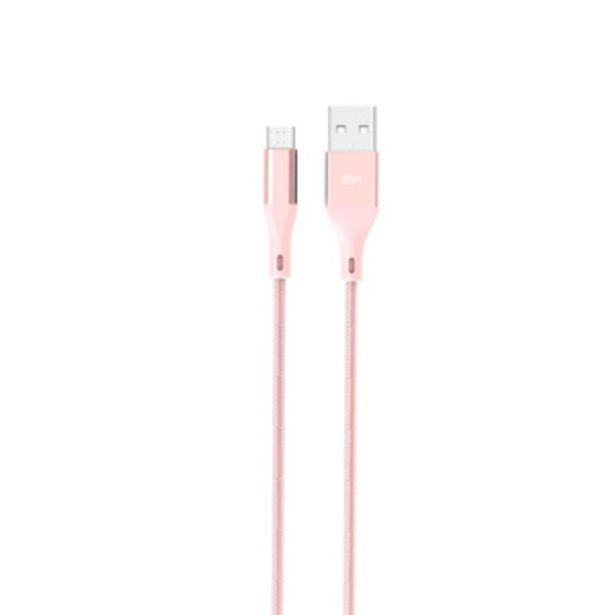 Oferta de Cable Micro USB Fast Charge 2.4AMP por $29