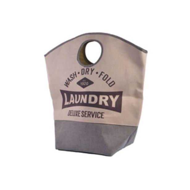 Oferta de Bolsa para guardar ropa sucia Laundry por $599