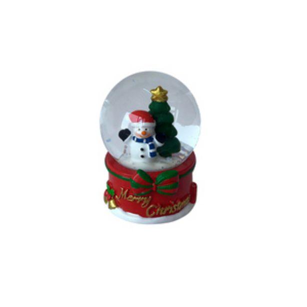 Oferta de Esfera Muñeco de Nieve 6 cm por $71.4