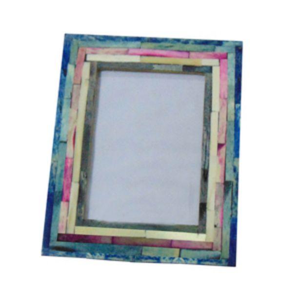 Oferta de Portaretrato de mesa 5x7 Multicolor por $165.8