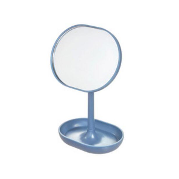 Oferta de Espejo con Bandeja para Accesorios InterDesign por $110.7
