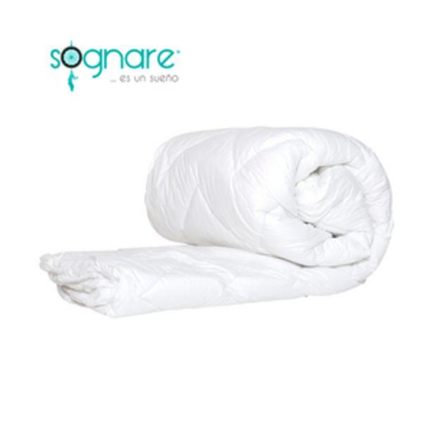 Oferta de Cubre Colchón Sognare® Individual por $2079.2