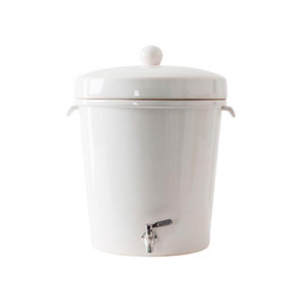 Oferta de Purficador de Agua, Ecofiltro de Cerámica 20 Litros por $2819.4