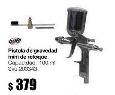 Oferta de Pistola gravedad mini de retoque m. 314 por $379