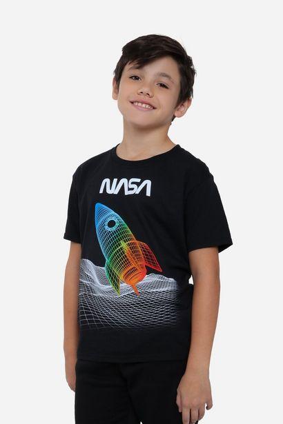 Oferta de Playera Niño MC / NASA por $158