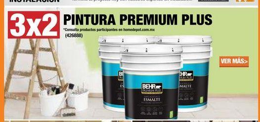 Oferta de Pintura Premium plus por