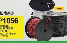Oferta de Cables electricos por $1056