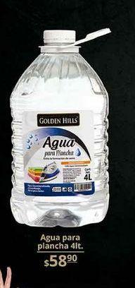Oferta de Agua destilada Golden Hills por $58.9