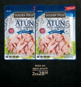 Oferta de Atún enlatado Golden Hills por $28