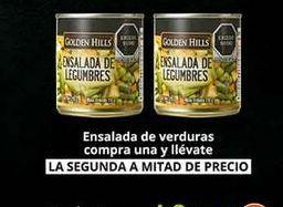 Oferta de Ensalada de verduras Golden Hills por