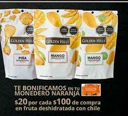 Oferta de Mangos Golden Hills por