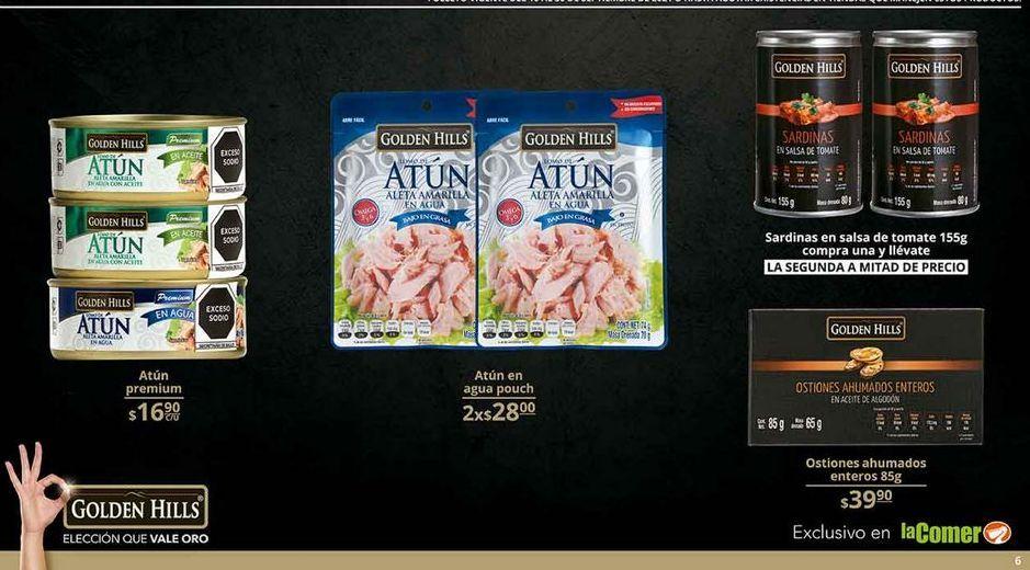 Oferta de Atún por