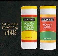 Oferta de Sal Golden Hills por