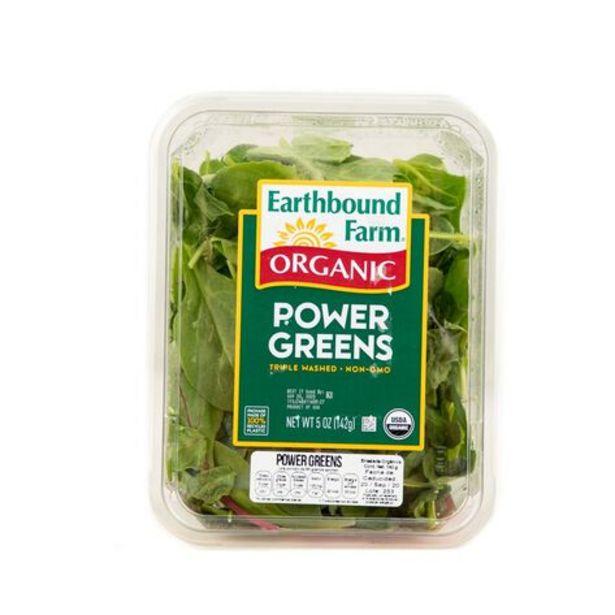 Oferta de Ensalada Power Greens Earthbound 142 g por $117