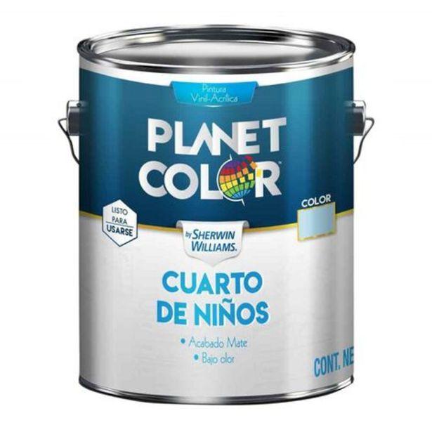 Oferta de Pintura Blanco 3785 Lcuarto De Ninos por $369