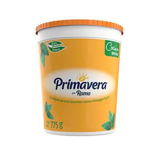 Oferta de Margarina Sin Sal Primavera Cocina 775 gr por $104.6