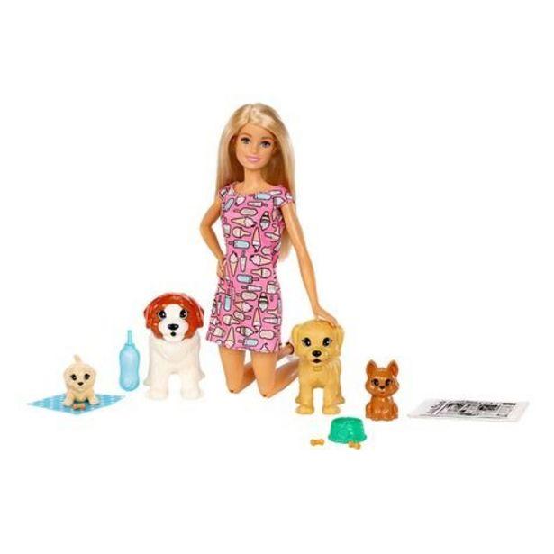 Oferta de Barbie Guardería de Perritos por $429