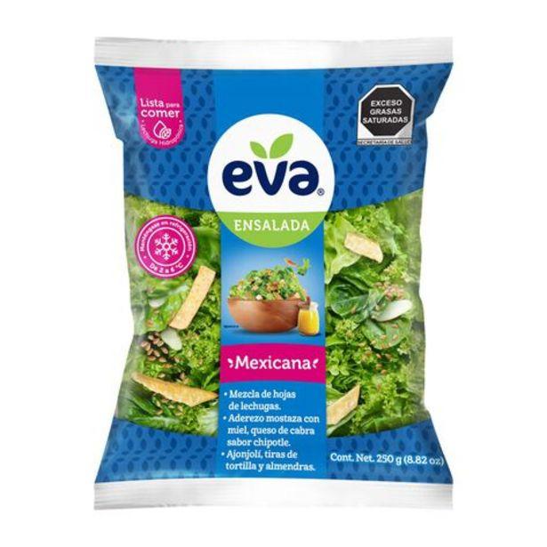 Oferta de Ensalada Mexicana Eva 250 g por $58