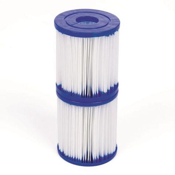 Oferta de Filtro Para Bomba De Agua Bestway 58093 por $69