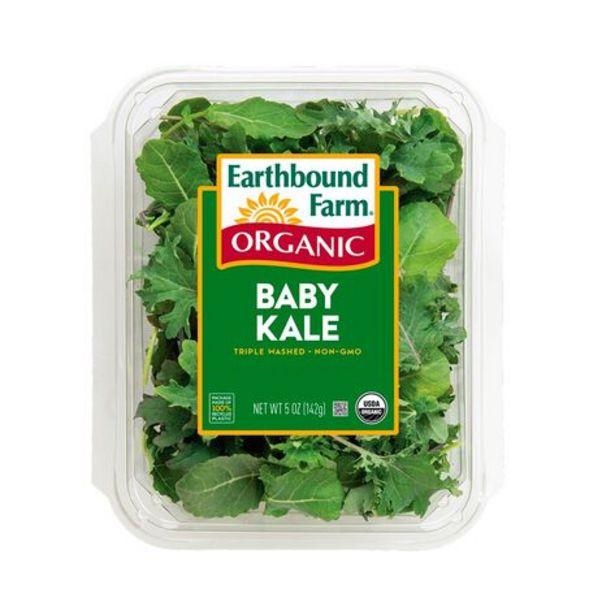 Oferta de Ensalada Mixta Baby Kale Earthbound 142 g por $117