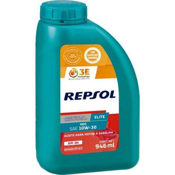 Oferta de Repsol Elite Neo 10W-30 Cp-946 por $149
