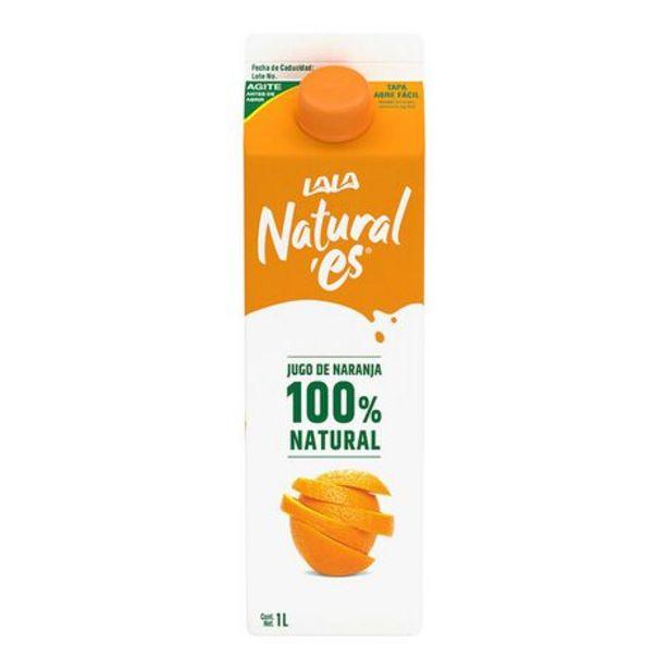 Oferta de Jugo de Naranja Lala Natural'es 1 Lt por $27.3
