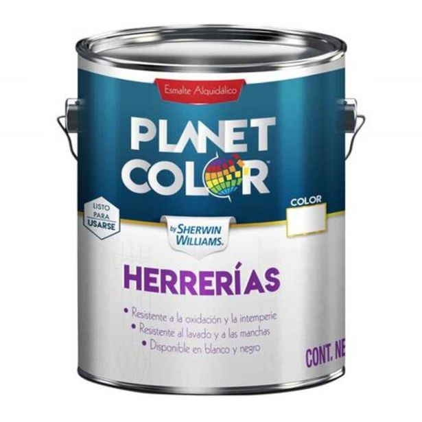 Oferta de Pintura Blanco 3785 L Herrerias por $589