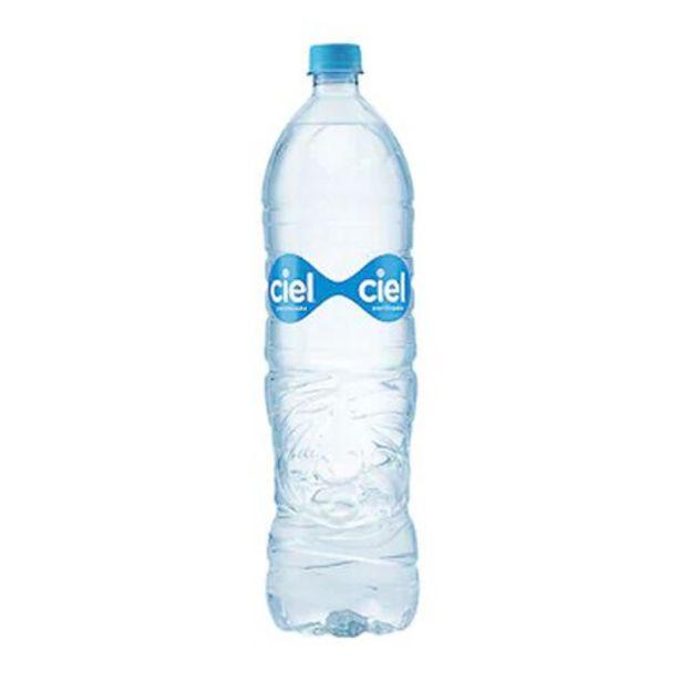 Oferta de Agua Natural Ciel 1.5 Lt por $13.4