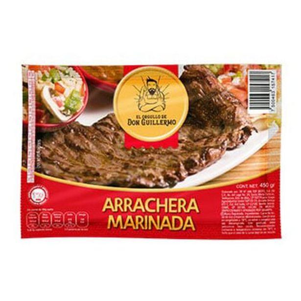 Oferta de Carne de Res Tipo Arrachera Marina Don Guillermo por $74.9