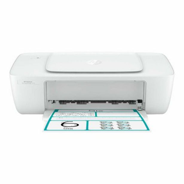 Oferta de Impresora HP DeskJet Ink Advantage 1275 7WN64A Blanca por $799
