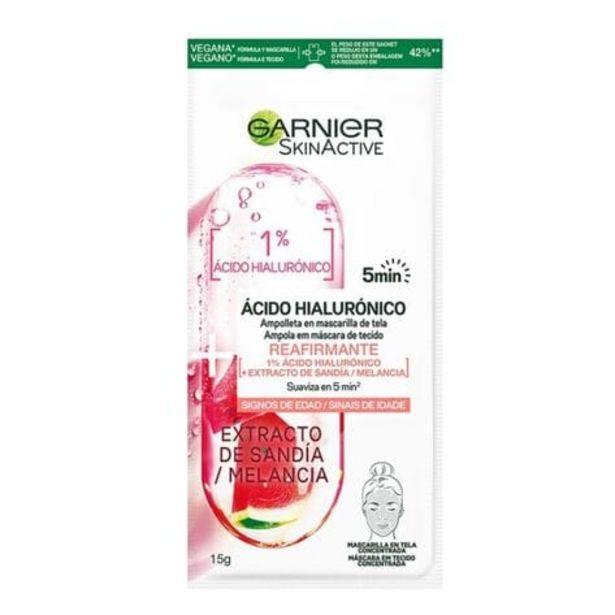 Oferta de Ampolleta En Mascarilla De Tela Sandía por $39
